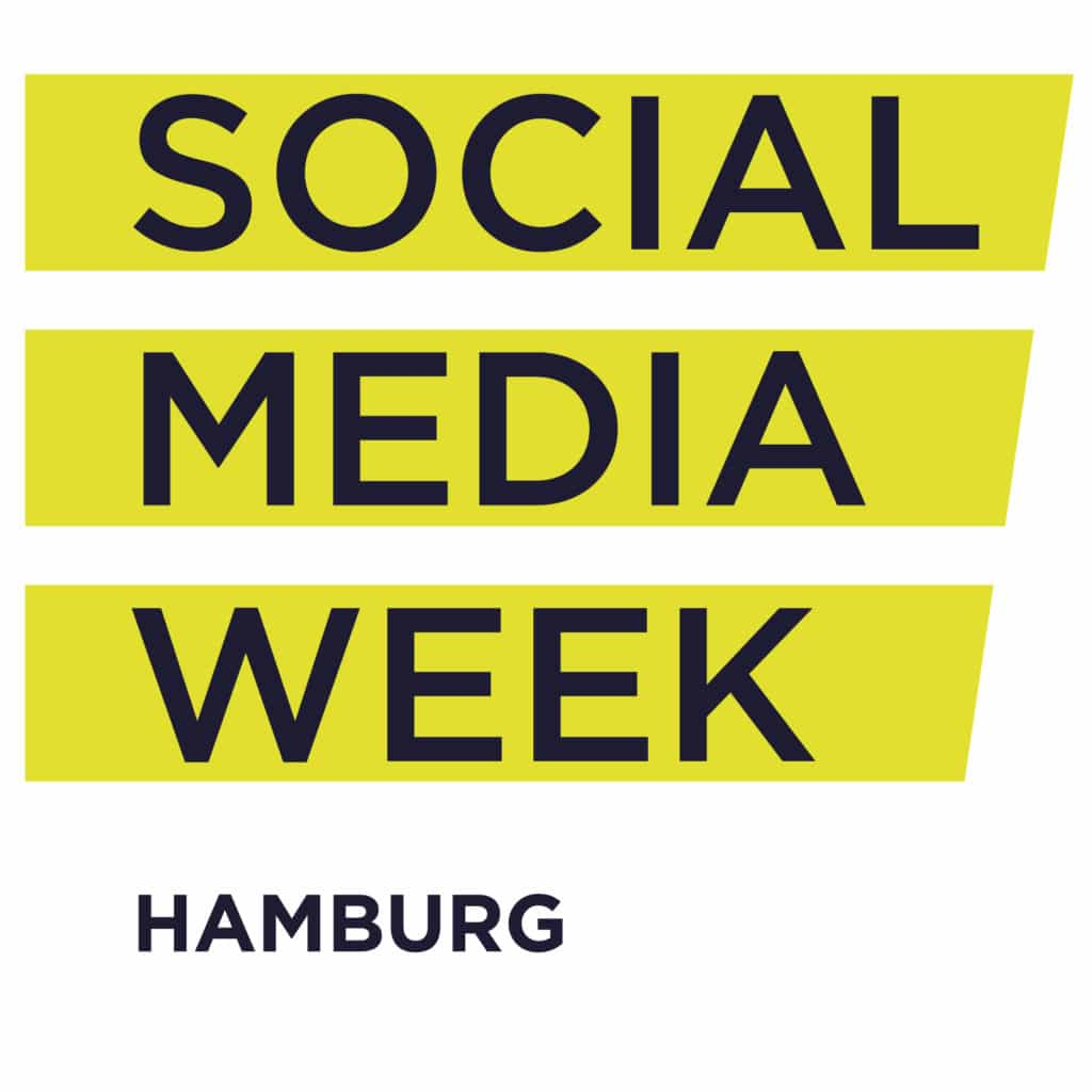 Logo Social Media Week Hamburg